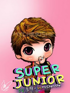 Super Junior Mobile Wallpaper