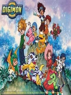 Digimon Mobile Wallpaper