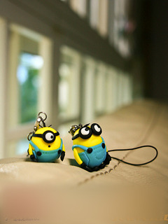 Cute Despicable Mobile Wallpaper