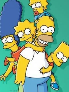 The Simpson Mobile Wallpaper