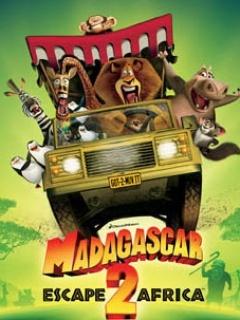 Madagascar Escape Arfrica Mobile Wallpaper