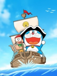 Doraemon Mobile Wallpaper