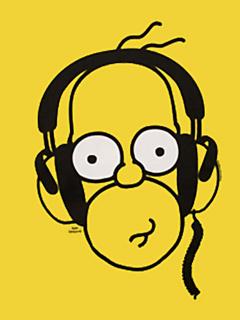 Homer Mobile Wallpaper