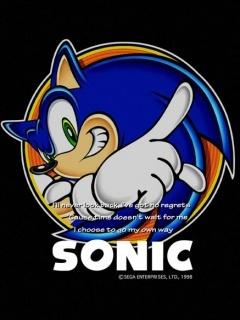 Sonic Mobile Wallpaper