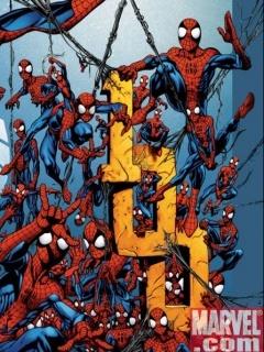 Spiderman 100 Mobile Wallpaper