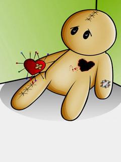 Teddy Heart Mobile Wallpaper