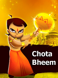 Chota Bheem Mobile Wallpaper