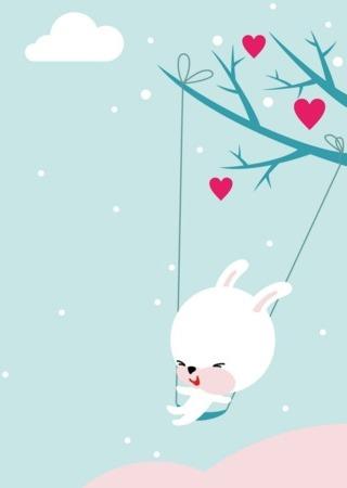 Download Cute Bunny Iphone Wallpaper Mobile Wallpaper Mobile Toones