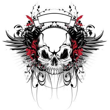 Skull! Mobile Wallpaper