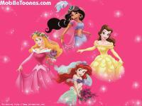 Disney Girls Mobile Wallpaper