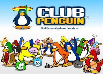 ClubPenguinBackground Mobile Wallpaper