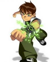 Ben 10 By Shahid Mobile Wallpaper