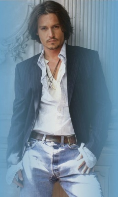 Johni Depp Mobile Wallpaper