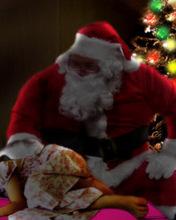 Santa Mobile Wallpaper