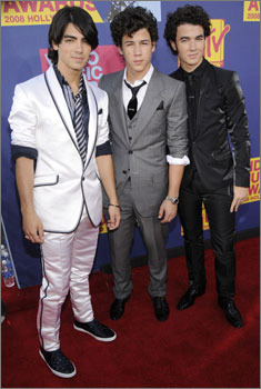 Jonas Brothers Mobile Wallpaper