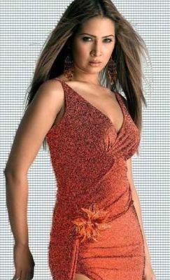 Kim Sharma Mobile Wallpaper