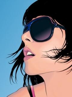 Fashion Love Mobile Wallpaper