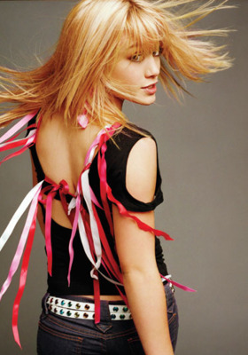 Hilary Duff Mobile Wallpaper