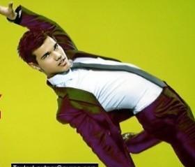 Taylor Lautner Mobile Wallpaper