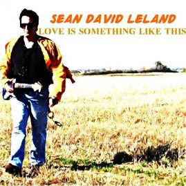 Sean David Leland CD Cover2 Mobile Wallpaper