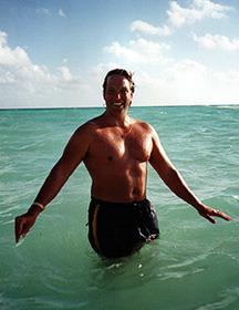 Sean David Leland - A La Playa Mobile Wallpaper