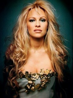 Pamela Anderson Mobile Wallpaper