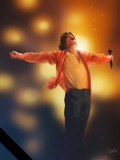 Michael Dance Music Mobile Wallpaper