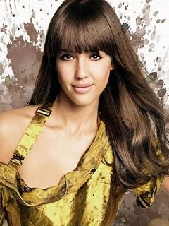 Jessica Alba Mobile Wallpaper