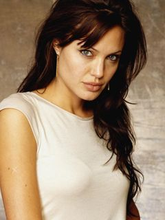 Angelina Jolie Mobile Wallpaper