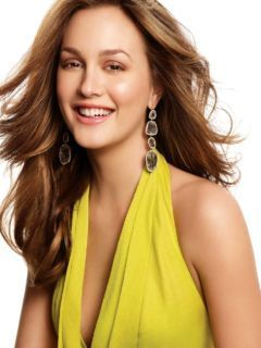 Leighton Meester Mobile Wallpaper