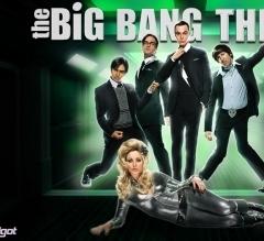 The Big Bang Theory Mobile Wallpaper