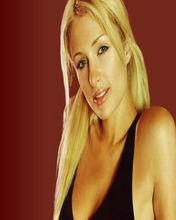 Paris Hilton 7 Mobile Wallpaper