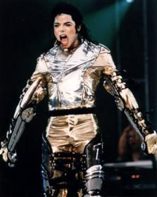 Tribute To Michael Jackson(MOBILETOO Mobile Wallpaper
