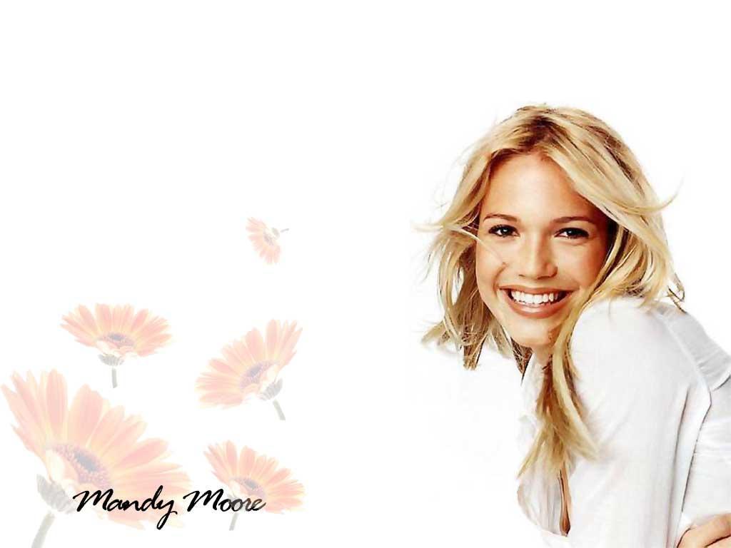 Mandy Moore Mobile Wallpaper