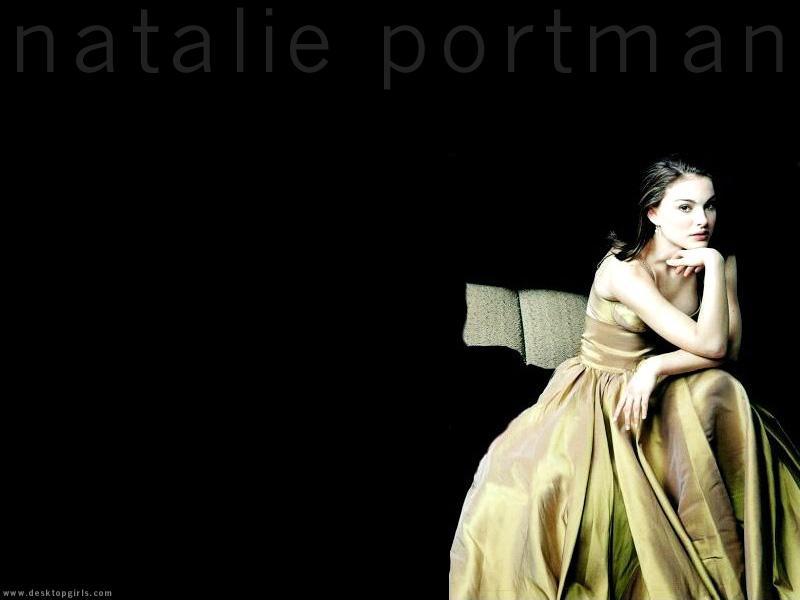 Natalie Portman Mobile Wallpaper