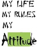 My Attitude Mobile Wallpaper