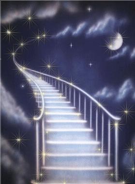 Moon Path Mobile Wallpaper