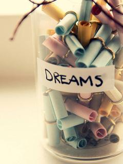 Dreams Mobile Wallpaper