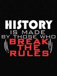 Break Thev Rules Mobile Wallpaper