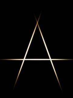 Alphabet-A Mobile Wallpaper
