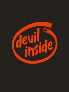 Devil Inside Mobile Wallpaper