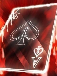 Ace Of Spade Mobile Wallpaper
