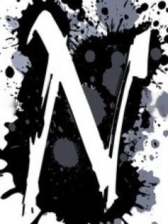 Alphabet - N Mobile Wallpaper