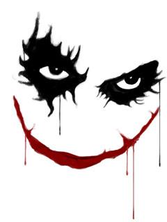 Joker Logo Mobile Wallpaper
