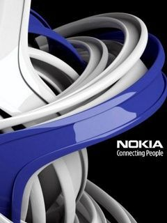 Nokia Logo Mobile Wallpaper
