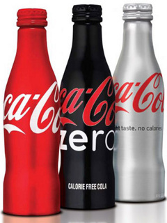 Trio Of Coke  Mobile Wallpaper