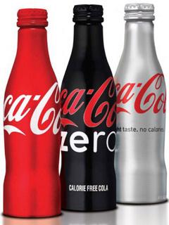 Trio Of Coke  Mobile Wallpaper