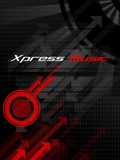 XPress Music  Mobile Wallpaper