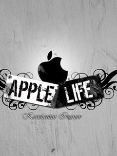 Apple Life  Mobile Wallpaper