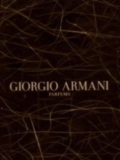Armani Logo Mobile Wallpaper